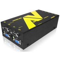 AdderLink AV200 Adder VGA Video, Audio und RS232 Extender und Verteiler
