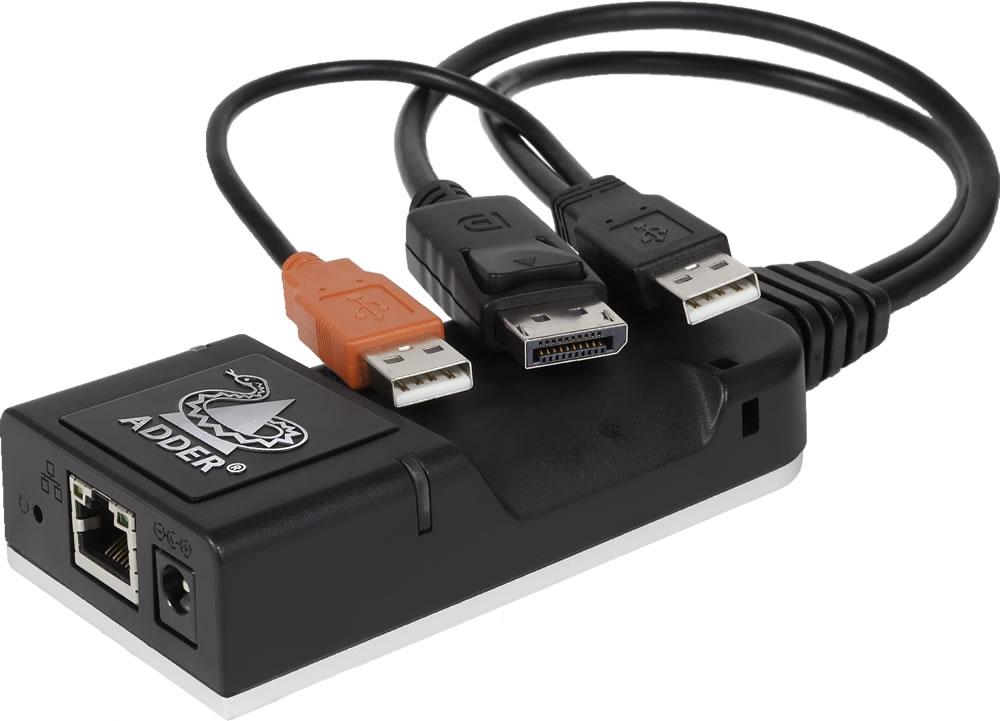 AdderLink Infinity 100T IP based KVM für DisplayPort Video