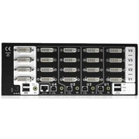 AdderView 4 Pro DVI MultiSreen Adder MultiSreen DVI-I Dual Link KVM Switch