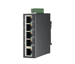 EKI-2525LI ultra-kleiner 5 Port umanaged Ethernet-Switch
