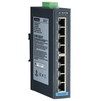 EKI-2528-BE Advantech 8 Port Unmanaged Netzwerk Industrie Switch