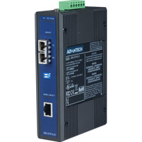 EKI-2741LXI Gigabit Ethernet zu 1000Base-LX Glasfaser Medienkonverter von Advantech