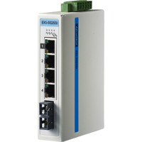 EKI-5525SI 4FE + 1FE SC Unmanaged Ethernet Single Mode ProView Switch von Advantech