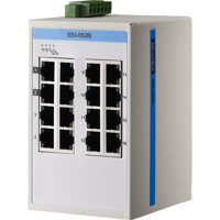 EKI-5526I Advantech 16FE Unmanaged Industrie Switch mit Modbus/TCP und SNMP