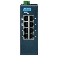 EKI-5528-MB Advantech 8 Fast Ethernet Port Managed Ethernet Switch mit Modbus/TCP Support