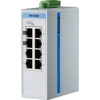 EKI-5528I Unmanaged ProView Switch mit 8 Fast Ethernet Ports von Advantech