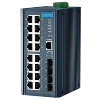 EKI-7720G-4F Advantech 16GE + 4G SFP Gigabit Managed Ethernet Switch