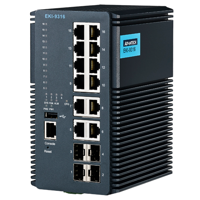 EKI-9316 Advantech Gigabit Managed Industrie Switches
