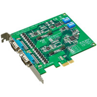 PCIE-1602 PCI Express Adapterkarte mit 2x RS232/422/485 Ports von Advantech