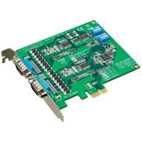 PCIE-1604 PCI Express Kommunikationskarte mit 2x RS232 von Advantech