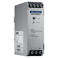 PSD-A40W12 DIN Rail Power Supply AC zu DC 100-240V 40W 24V von Advantech