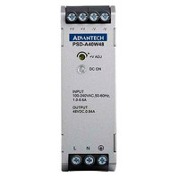 PSD-A40W48 DIN Rail Power Supply AC zu DC 100-240V 40W 24V von Advantech