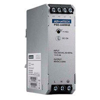 PSD-A40W48 DIN Rail Power Supply AC zu DC 100-240V 40W 24V von Advantech Links