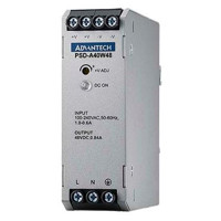 PSD-A40W48 DIN Rail Power Supply AC zu DC 100-240V 40W 24V von Advantech Rechts