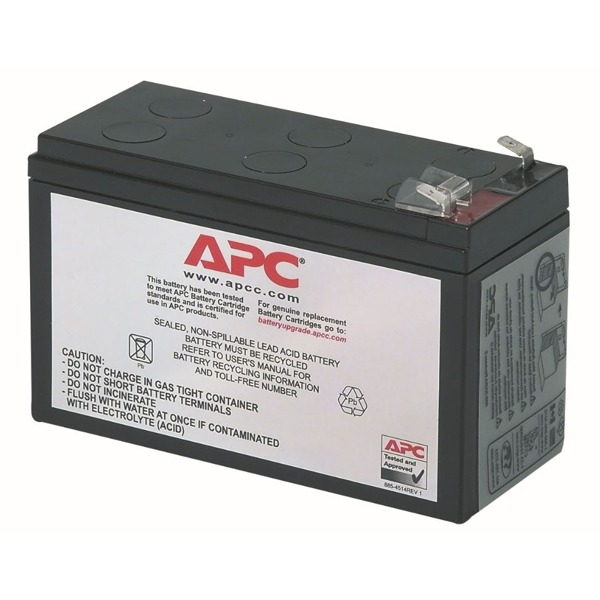 APCRBC106 Replacement Battery Cartridge #106 von APC.
