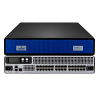 High Performance 32 Port KVM Matrix von Emerson Network Power (Avocent).