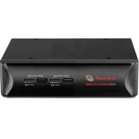 SwitchView DVI 2 Port Desktop KVM Switch von Emerson Network Power (Avocent).