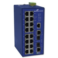 EIR418-2SFP-T B+B Smartworx Unmanaged Gigabit Ethernet Switches