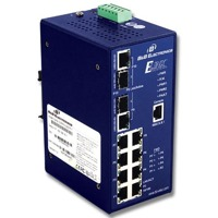 Elinx EIRP600 Serie B+B SmartWorx Managed PoE Gigabit Ethernet Switches
