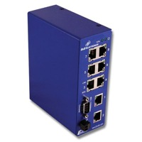 elinx ESW500 Serie B+B Smartworx Managed Ethernet Switches