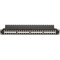 JPM816A-HD CAT6 HD Feed-Through Patchpanel, geschirmt von Black Box