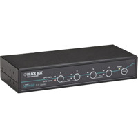 KV9614A ServSwitch DT 4-Port USB DVI Audio KVM Switch von Black Box