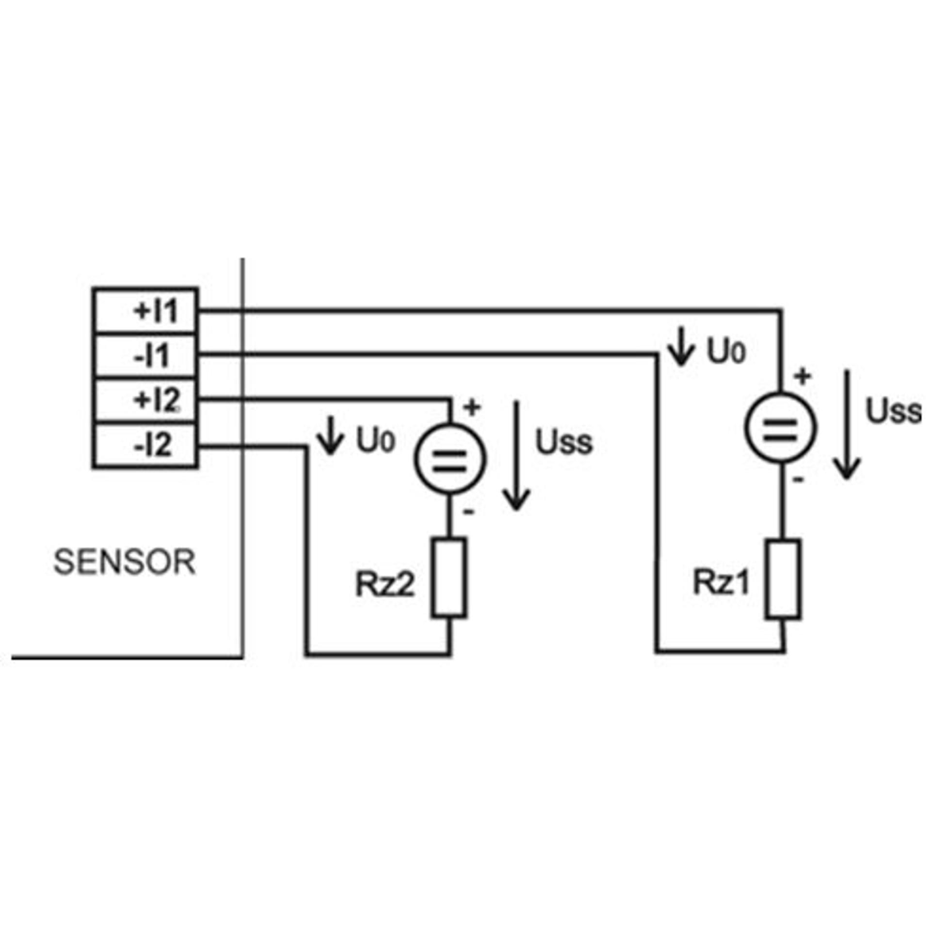 Ausgezeichnet 3 Draht Sensorverdrahtung Ideen - Der Schaltplan ...