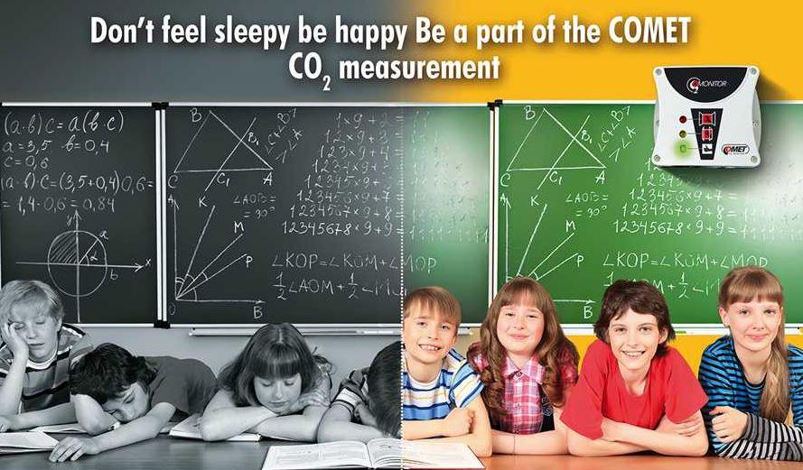 t5000-comet-co2-ueberwachung-led-anzeige-einsatz-schule
