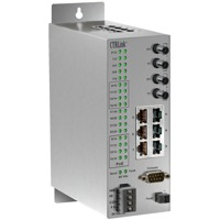 Der EIDX24MP-100T-FT von Contemporary Controls ist ein Managed Outdoor Switch.