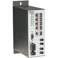 Der EISC12-100T-FT von Contemporary Controls ist ein konfigurierbarer Switch.