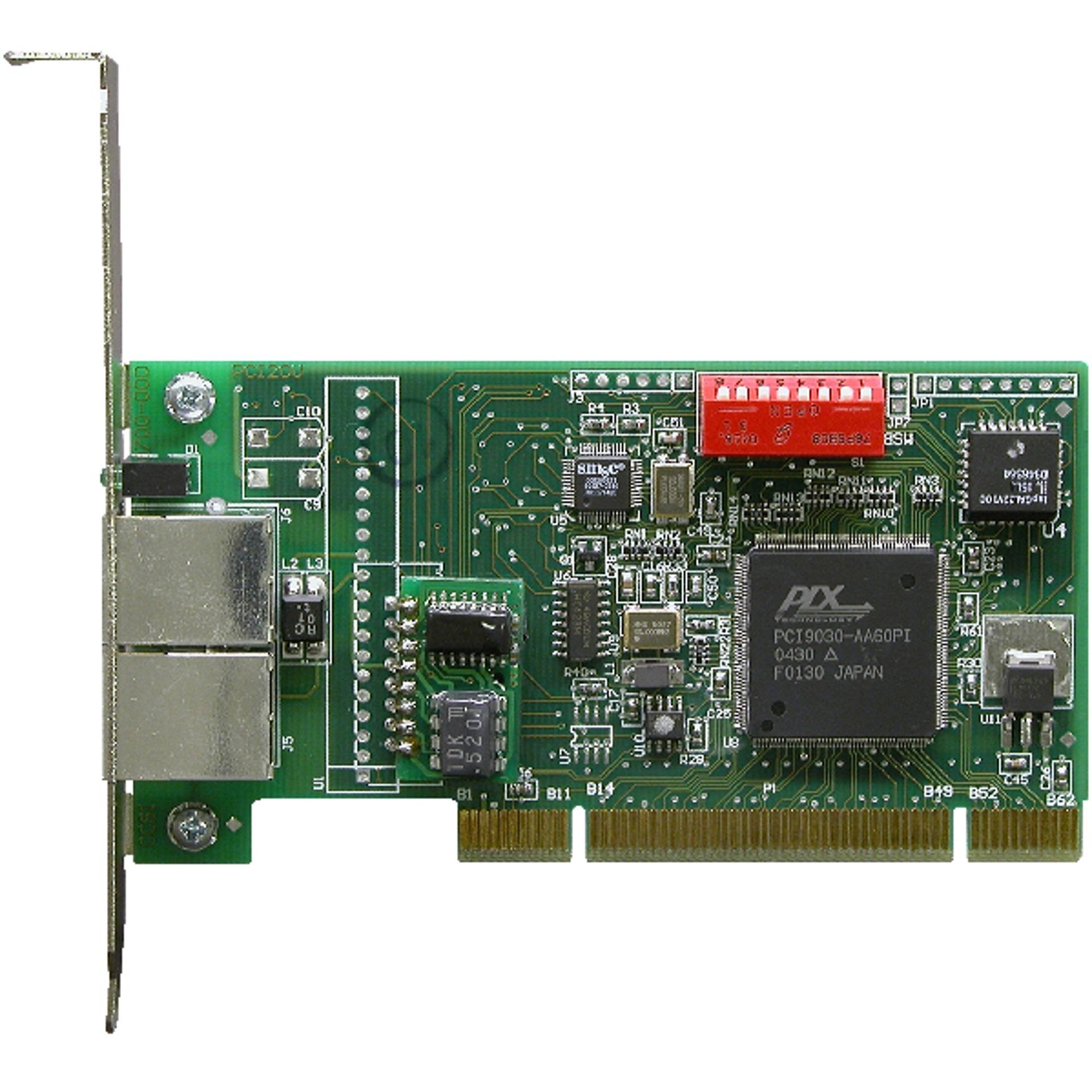 PCI20U Serie - ARCnet Adapter von CControls - BellEquip