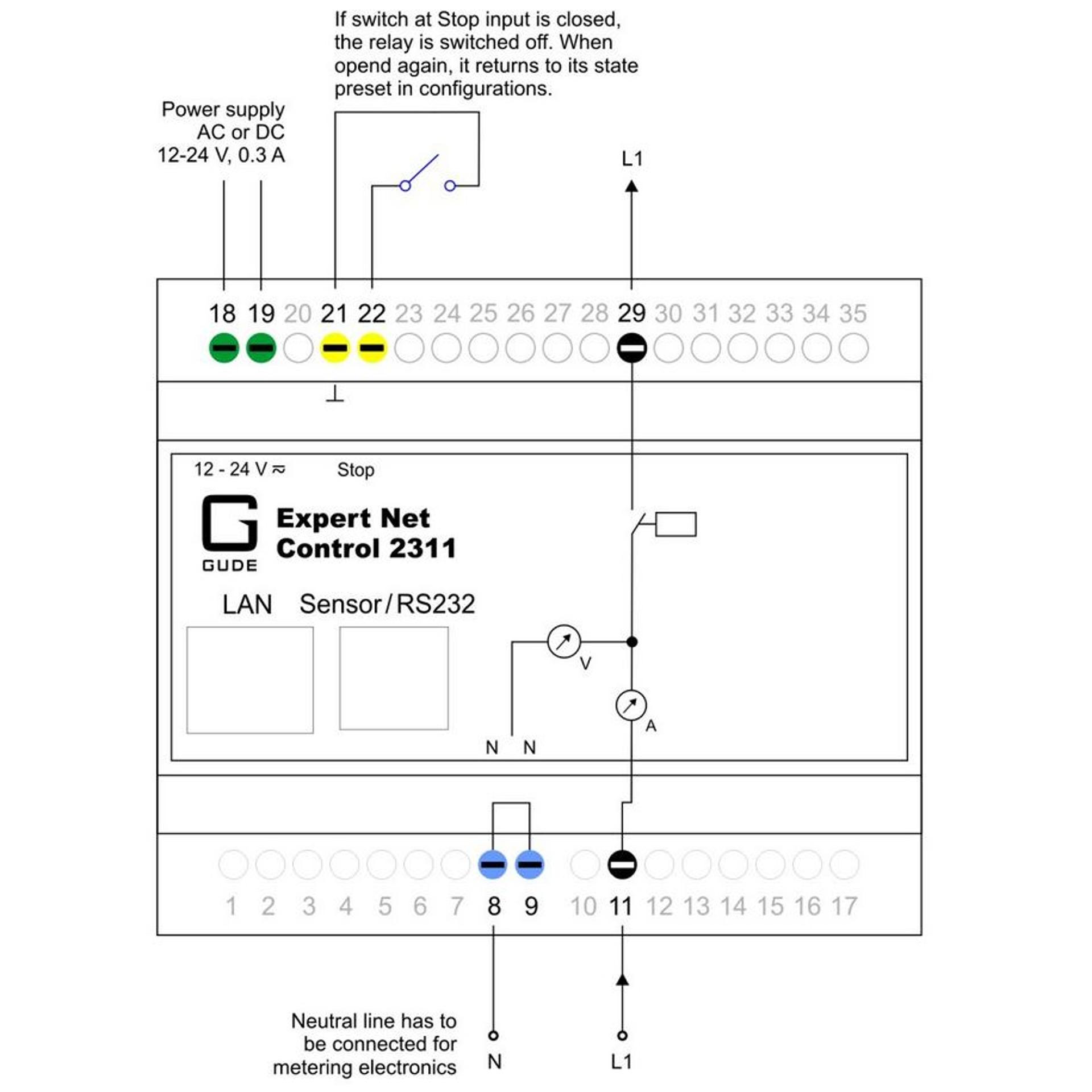 Niedlich Relais Kabel Diagramm Bilder - Schaltplan Serie Circuit ...