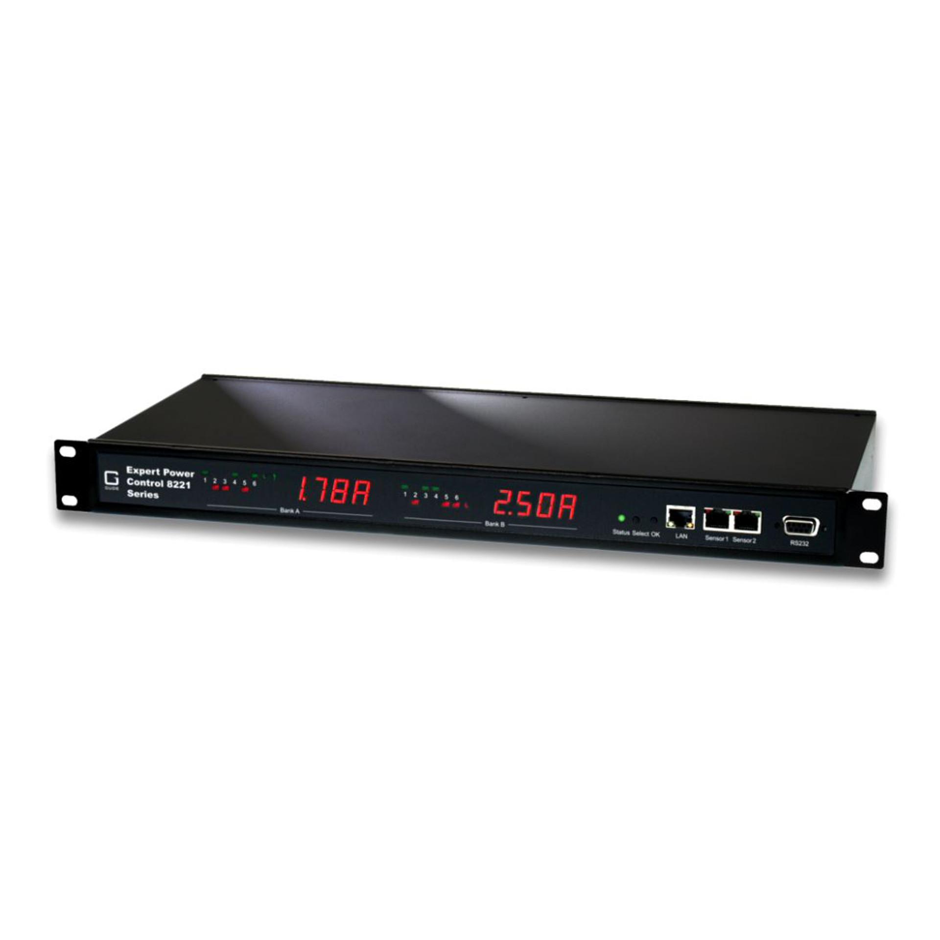 Expert Power Control 8221-1 12 Port IP Steckerleiste Gude - BellEquip