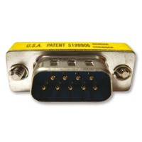 AD-D9M/D9M 9-Pin Gender Changer von Kramer Electronics.