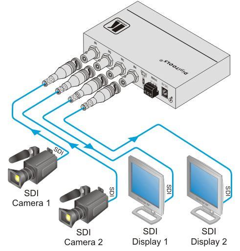 vs-211hdxl-kramer-electronics-3g-hd-sdi-umschalter-2-eingaenge-2-ausgaenge-diagramm