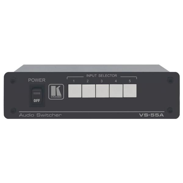 VS-55A - Stereo-Audio Umschalter - Kramer - BellEquip
