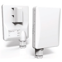LigoDLB 5-15ac LigoWave WLAN Wi-Fi-Wireless Bridge mit 15dBi direktionaler Panel Antenne