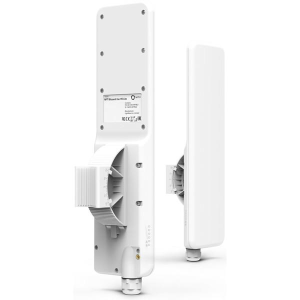 NFT Blizzard 2ac-90 Lite LigoWave 2,4 GHz / 5 GHz Dual-Radio 802.11ac WLAN Outdoor Access Point