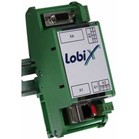 Lobix 5000 Basis Lucom Ethernet I/O Remote I/O