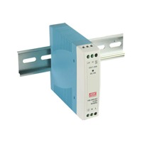 MDR-10-5 Mean Well 10 Watt 5V DIN Rail Power Supply
