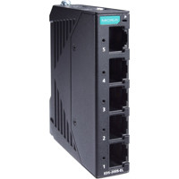 EDS-2005-EL Serie unverwaltete Ethernet Switches mit 5x 10/100Base-TX Ports von Moxa