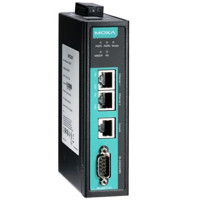 MGate 5103 Serie Moxa 1-Port Modbus RTU/ASCII/TCP/EtherNet/IP-zu-PROFINET Gateways