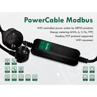 PowerCable Modbus 101x Netio intelligente WLAN / Wi-Fi Steckdose