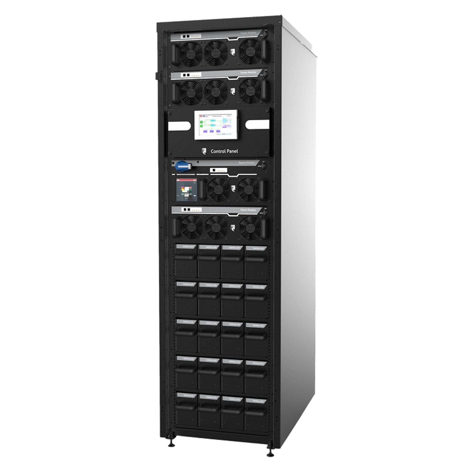 multi power n 1 2x42 kw modulare serverraum usvs bellequip. Black Bedroom Furniture Sets. Home Design Ideas