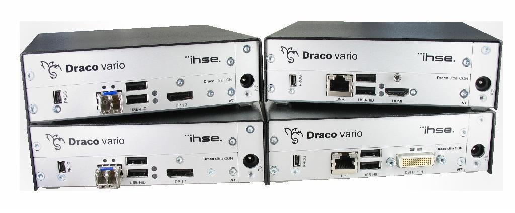 ihse-draco-ultra-kvm-extender-serie
