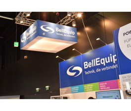 BellEquip Power-Days 2019 - Messestand