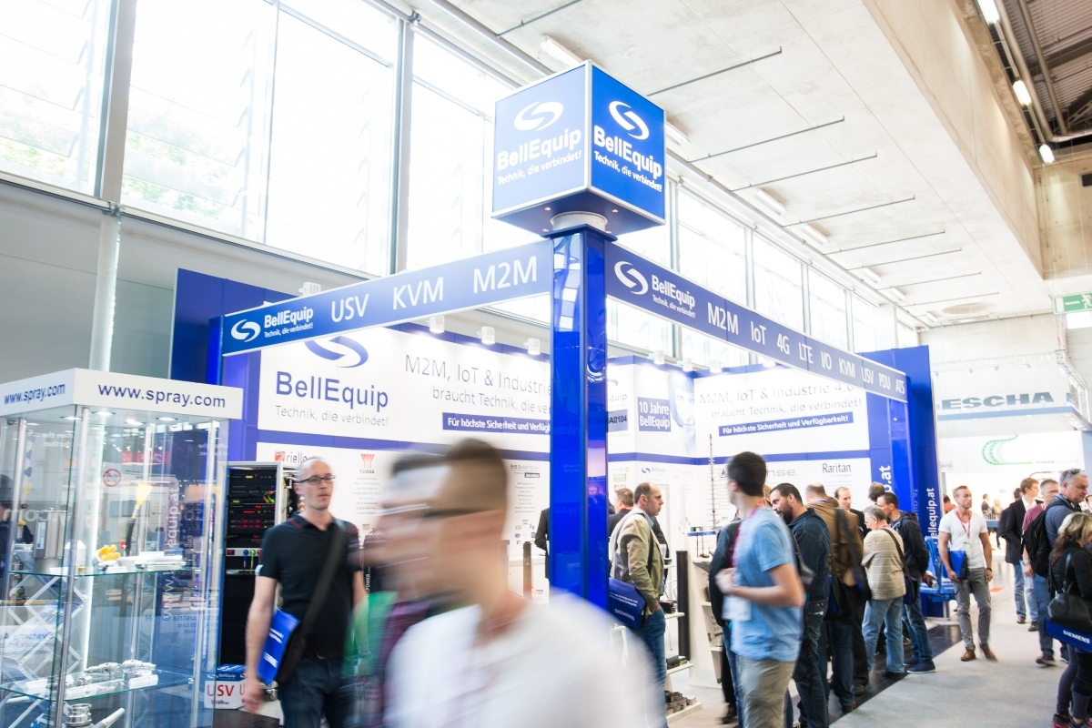 BellEquip Messeauftritt bei der SMART Automation 2016
