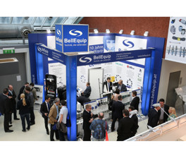 BellEquip bei der SMART Automation 2015 in Linz